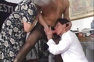 Granny Orgy.  xxx porn