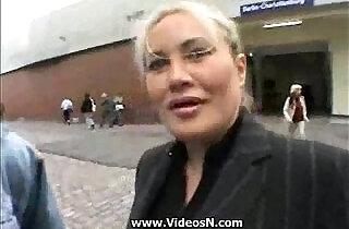 Young Guy Seduce A Busty Mom.  xxx porn