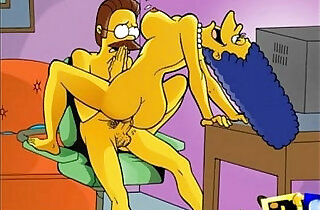cartoon mothers housewives and cuckolds.  xxx porn