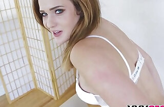 Drilling his beautiful stepsis Peyton Robbie.  step mommy  ,  step sister   xxx porn