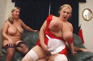 BBW Marie Louise and Samantha.  xxx porn