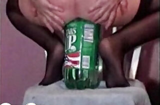 Extreme Anal Objects Giant Asshole.  xxx porn