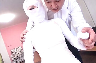 Subtitled Japanese woman bandaged head to toe.  xxx porn