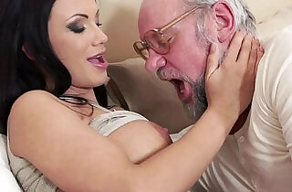Samantha Rebeka Loves Older Guys.  xxx porn