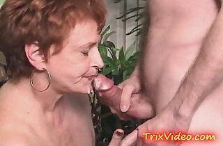 My Granny is a CUM SLUT like my MOM.  xxx porn