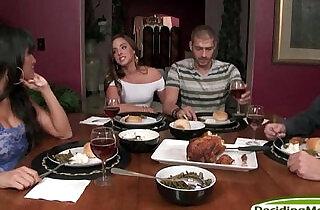 MILF Mercedes Carrera and Amirah Adara share a big cock.  My Boyfriend  ,  wife shared   xxx porn