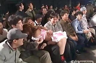Japanese girls wrestling.  xxx porn