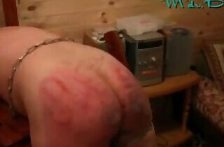 A Good BDSM Spanking from Russia with Love.  xxx porn