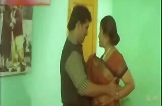 hot indian celebrity romance with director in hotel room.  xxx porn