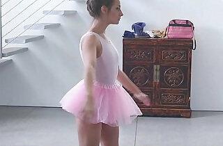 ExxxtraSmall Tiny Ballerina Fucks Her Instructor!.  xxx porn