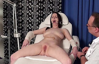 Emilys extreme needles and gagged medical piercing pussy pain.  xxx pierced   xxx porn