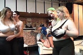 He bangs plumper at bbw party.  xxx porn