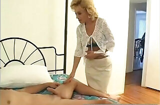 Older Aunty Loves to Suck my Big Cock.  sucking  ,  young-old   xxx porn