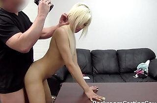 DEAF GIRL CASTING.  xxx porn