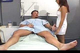 A doctor visits turns into a fuckfest.  xxx porn