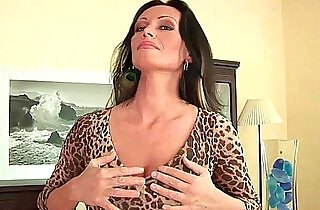 Mature with big tits and creamy pussy.  xxx porn