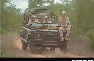 Diana, Outdoor Ganbang in the Kruger Park....  xxx porn