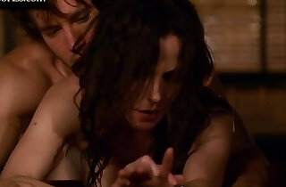 Mary Louise Parker Belt Spanking and Doggy in Weeds.  xxx porn