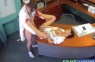 FakeHospital Busty ex porn star uses her amazing sexual skills.  xxx porn