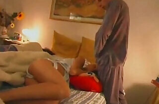 Stepmom and sister fucked by brother.  xxx porn