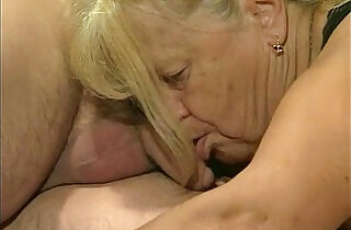 Two granny get fucked in foursome action.  xxx porn