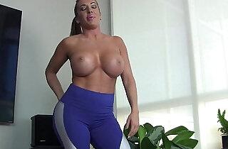 Do my yoga pants turn you on?.  xxx porn