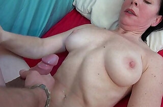 Nothing beats getting your balls drained by grandma.  xxx porn