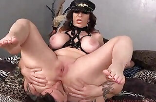 Milf cruel face sitting and ass smelling to her husband.  xxx porn