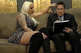 Lucky Turns Her Husband Into Her Cripple Slave Lucky B.  xxx porn