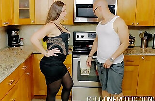 taboo passions madisin lee in cooking for stepmom.  xxx porn