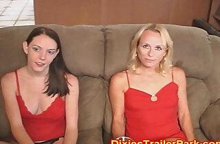 Taboo Teen and her Milf sister.  xxx porn