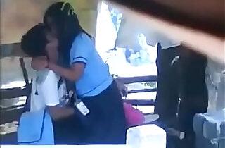 school students smooching kissing outdoor sex mms.  xxx porn