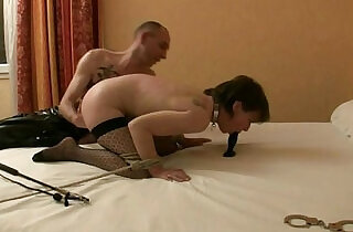 homemade bdsm french libertine soumise sandy fist spanking whipping.  xxx porn