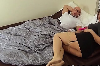 Horny mom blackmails stepson.  xxx porn