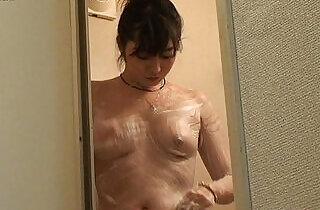 Japanese Shower Voyeur.  xxx porn