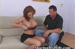 Wifes Fire Crotch Drilled By Stud.  xxx porn