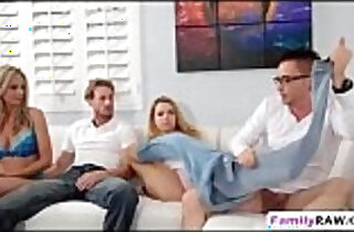 Weird family played poker stripping ends up fucking foursome.  brother  ,  cream  ,  cumshots  ,  familysex  ,  giant titties   xxx porn