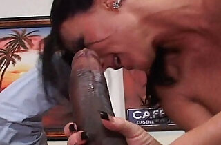 Hot milf Kendra Secrets fucked by big black hard long cock.  xxx porn