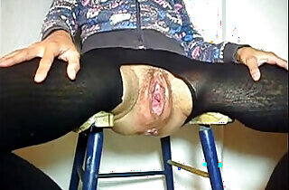 Old Granny Gets her pussy Fucked In Gaping Cunt.  inserted  ,  pussycats   xxx porn