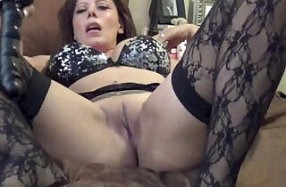 Nicky ferrari hot milf black stockings.  xxx porn