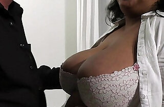 Caught with big butt ebony bbw in fishnets.  fishnets   xxx porn