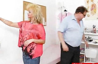 In this flick you will see Patrice the plump blonde mature, whole she visited th.  plump   xxx porn