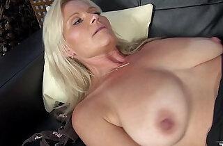 Very horny hot MILF fuck like Mom his stepson on fake casting.  step mommy   xxx porn