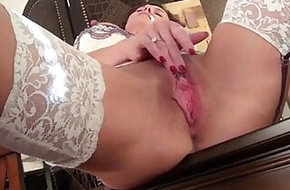 First time video for sexy mature mom.  xxx porn