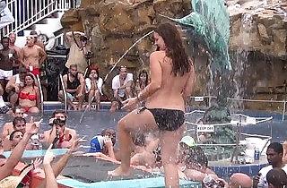 wildest pool party ever.  xxx porn
