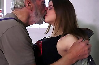Such an innocent petite pussy for an old horny grandpa.  xxx porn