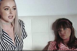 DaughterSwap Teens fuck friend during movie.  xxx porn