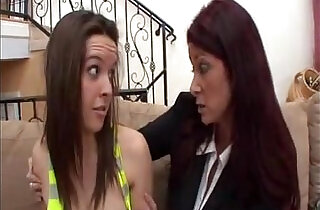 Step mom teaches Step daughter how to eat ass lick pussy.  mom xxx  ,  My Boyfriend  ,  pussycats   xxx porn