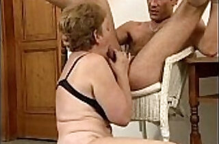 Horny housewive gets her wet cunt fucked.  xxx porn