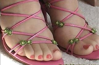 Shoe Size Footjob.  xxx porn